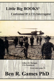 Confession Of A CIA Interrogator by Joseph, B. Kelly image