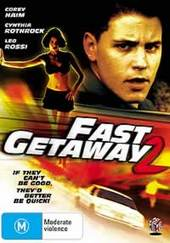 Fast Getaway 2 on DVD