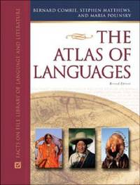 The Atlas of Languages by Bernard Comrie