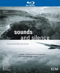 Sounds & Silence: Travels With Manfred Eicher on Blu-ray
