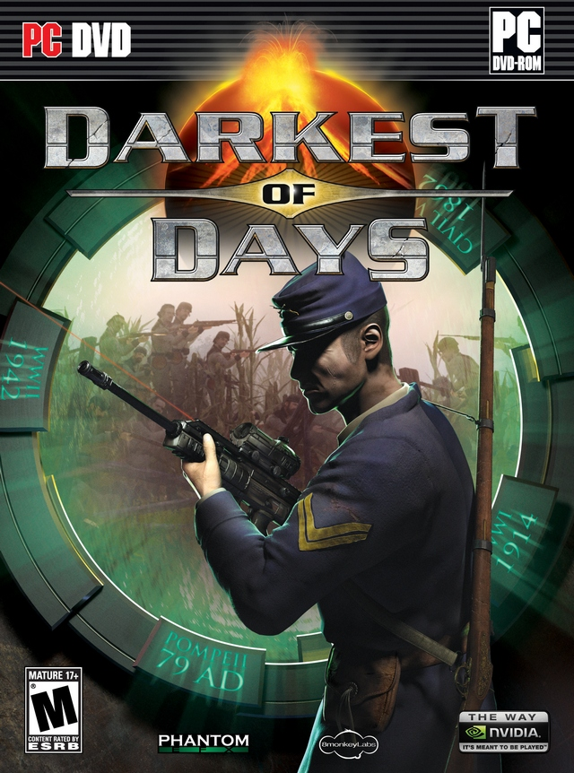 Darkest of Days for PC Games image