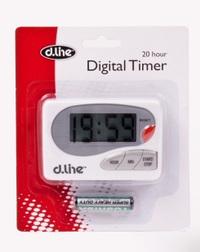 Digital Timer - 20 Hours