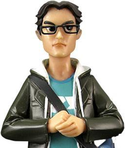 Big Bang Theory Leonard Q-Pop PVC Figure