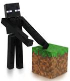 Minecraft Enderman Action Figure - Series 1