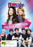 iCarly: iGo One Direction DVD