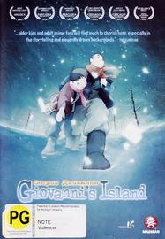 Giovanni's Island on DVD
