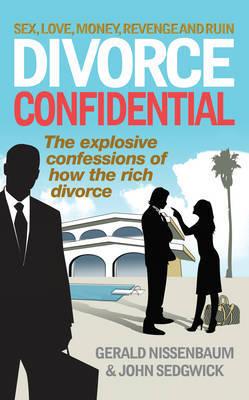 Divorce Confidential by Gerald Nissenbaum image