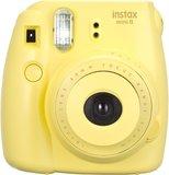 Fujifilm Instax Mini 8 Camera Soft Bundle - Yellow