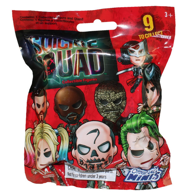 Original Minis: Suicide Squad Mini Figure - Blind Bag