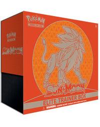 Pokémon TCG Sun & Moon Elite Trainer Box: Solgaleo