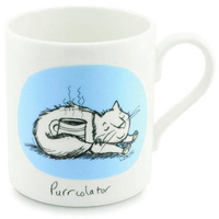 Louise Tate Mug (Purrculator)