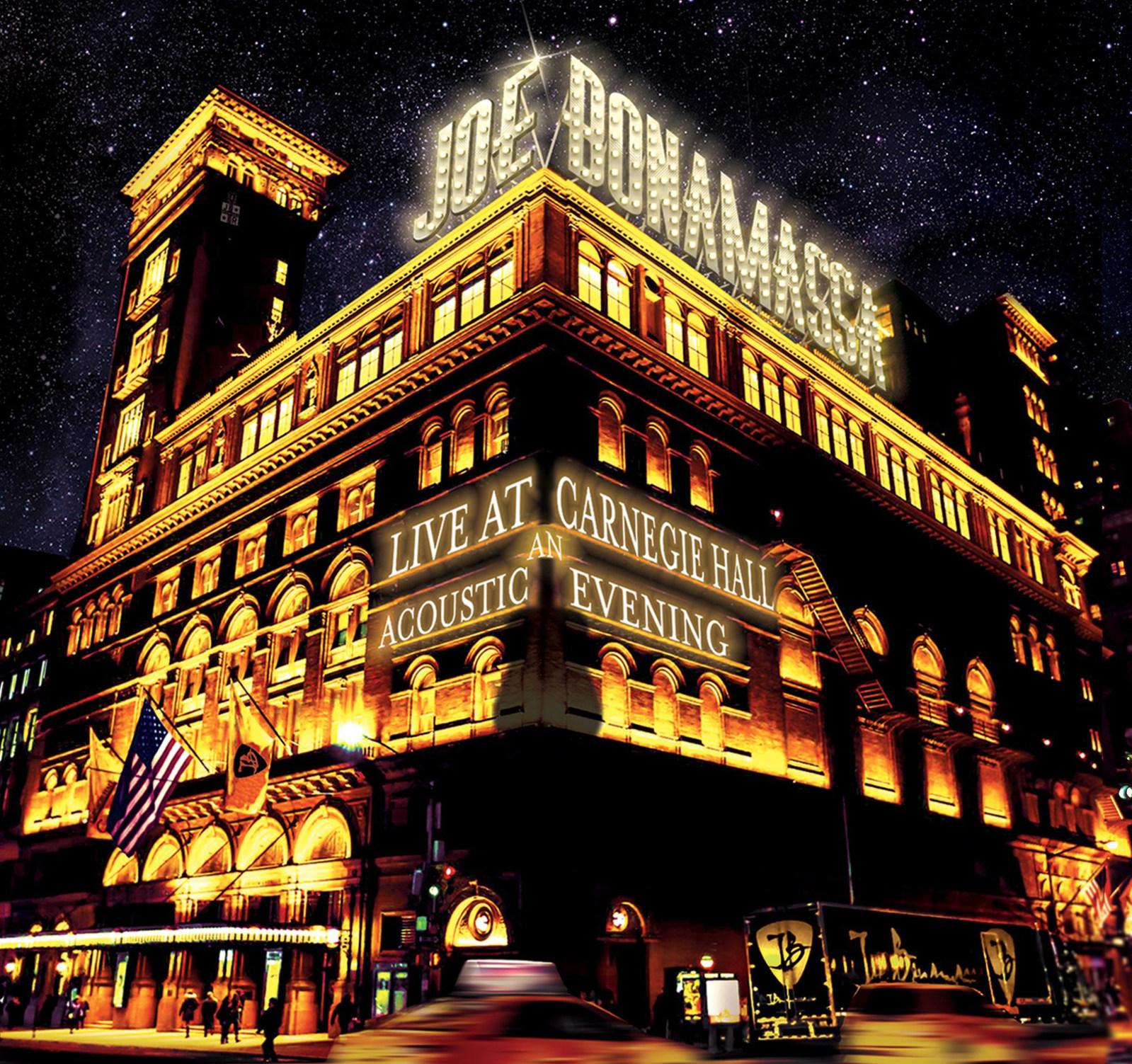 Live At Carnegie Hall image
