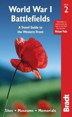 World War I Battlefields: A Travel Guide to the Western Front by John Ruler image