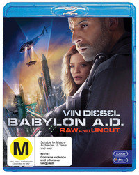 Babylon A.D. on Blu-ray