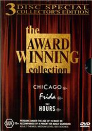 Awards Box Set (Chicago, Frida & The Hours) on DVD image