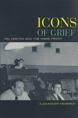 Icons of Grief by Alexander Nemerov