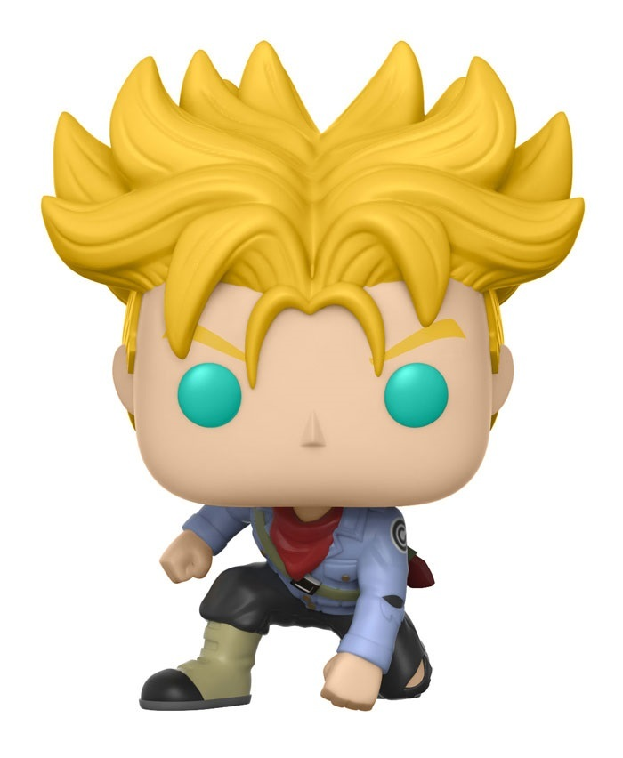 Dragon Ball Super – Future Trunks (Super Saiyan Ver.) Pop! Vinyl Figure image