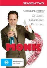 Monk - Season 2 on  image