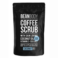 Bean Body Coffee Body Scrub - Coconut Oil