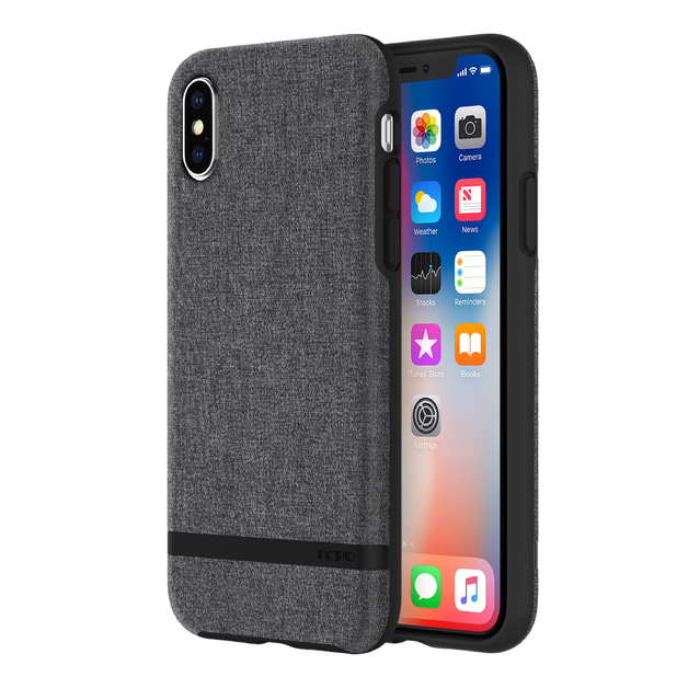 detailed look e9270 4ce1f Incipio Esquire Series for iPhone X/XS - Gray | at Mighty Ape NZ