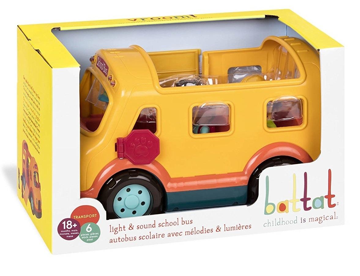 Battat - Light & Sound School Bus image