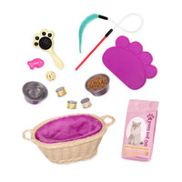 Our Generation: Pet Accessory Set - Cats Meow
