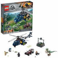 LEGO Jurassic World: Blue's Helicopter Pursuit (75928)