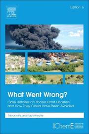 What Went Wrong? by Trevor Kletz