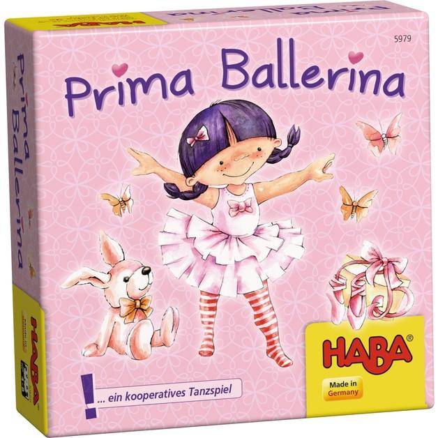 Prima Ballerina - Children's Game