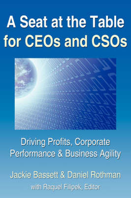 A Seat at the Table for CEOs and CSOs by Jackie Bassett image
