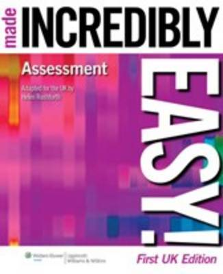 Assessment Made Incredibly Easy! by Helen Rushforth image