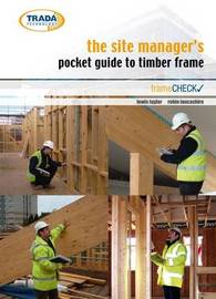 The Site Manager's Pocket Guide to Timber Frame Construction by Taylor Lewis image