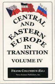 Central & Eastern Europe in Transition, Volume 4 image