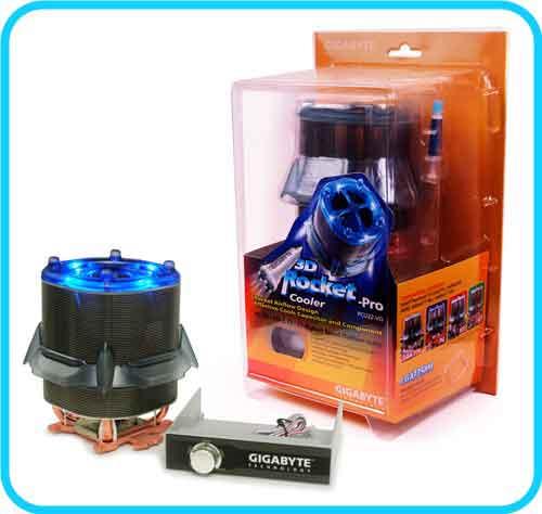 Gigabyte 3D Rocket Cooler-Pro GH-PCU22-VG image