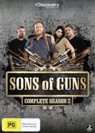 Sons of Guns - Complete Season 2 on DVD