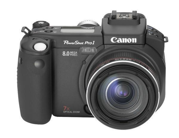 Canon Digital Camera Powershot 8.0MP PRO 1