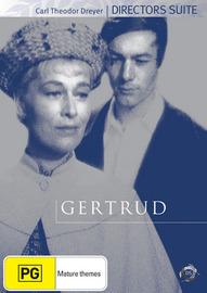 Gertrud on DVD image