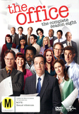 The Office - The Complete Season Eight DVD