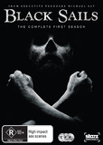 Black Sails - The Complete First Season on DVD