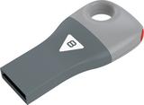8GB Emtec Car Key USB 2.0 Flashdrive (Grey)