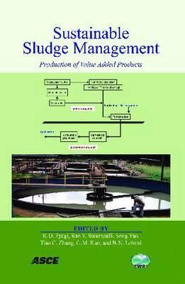 Sustainable Sludge Management by R.D. Tyagi image