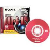 Sony DVD 8CM DPR55DLS1 DVD+R Dual Layer 8cm DVD
