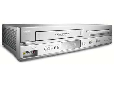 Philips DVP3200V DVD + VCR Player image