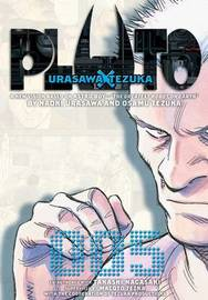 Pluto: Urasawa x Tezuka, Vol. 5 by Naoki Urasawa image