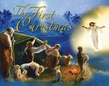 The First Christmas Pop Up by Karen Williamson
