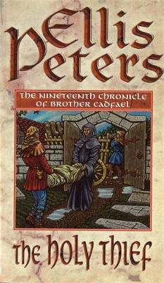 The Holy Thief by Ellis Peters image