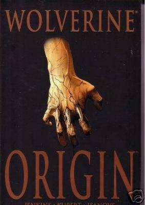 Wolverine: Origin by Bill Jemas
