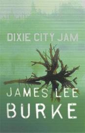 Dixie City Jam by James Lee Burke image