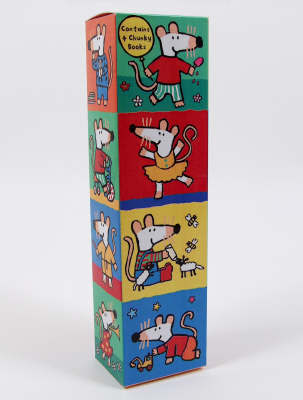 Maisy Chunky Tower by Lucy Cousins