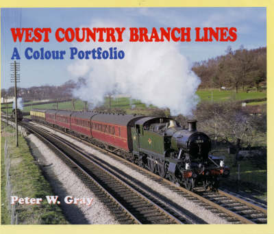 West Country Branch Lines by Peter W. Gray image